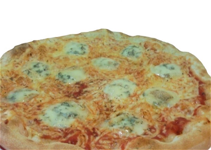 Foto Pizza Gorgonzola